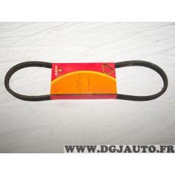 Courroie accessoire 4PK750 8671001795 pour hyundai atos getz i10 isuzu gemini kia picanto essence