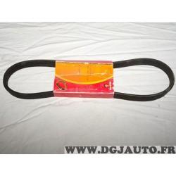 Courroie accessoire 6PK865 8671004201 pour citroen berlingo jumpy xsara fiat scudo peugeot 206 306 expert partner 1.9D 1.9 D die