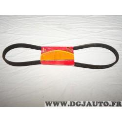 Courroie accessoire 6PK1045 8671001877 pour peugeot 306 partner expert alfa romeo 145 146 147 155 156 spider GTV citroen xsara b