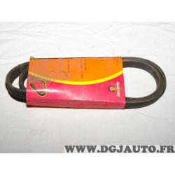 Courroie accessoire 4PK985 8671001810 pour chrysler sebring fiat ducato ford scorpio iveco daily mazda 323 mitsubishi colt eclip