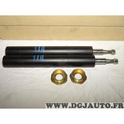 Paire amortisseurs suspension avant pression huile 8671006035 pour opel kadett D E daewoo espero nexia