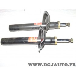 Paire amortisseur avant pression huile 8671001215 pour peugeot 405 dont break