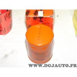 Filtre à huile 60574554 pour alfa romeo 155 164 166 GTV spider autobianchi Y10 fiat 127 128 duna elba fiorino punto 1 regata rit