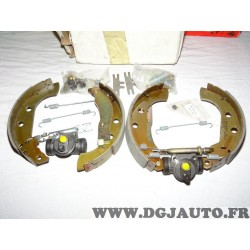 Kit frein arriere montage girling 8671003817 pour citroen xsara peugeot 306