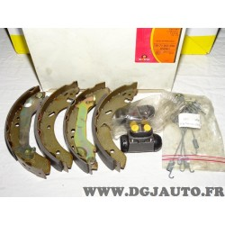 Kit frein arriere montage girling 8671003856 pour ford fiesta courier escort