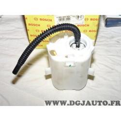 Pompe à carburant essence immergée reservoir 0986580825 pour mercedes classe A W168 A140 A160 A190 A210