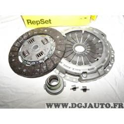 Kit embrayage disque + mecanisme + butée 624193100 pour citroen jumper peugeot boxer 2.5D 2.5TD 2.5TDI 2.5 D TD TDI de 1994 à 20