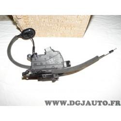 Serrure electrique porte portiere arriere gauche 825019504R pour renault clio 4 IV