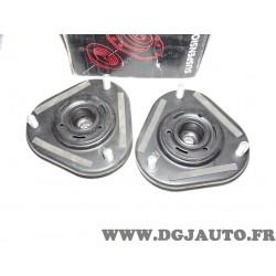 Paire coupelles butée amortisseur suspension avant SM5639 pour toyota auris E18 corolla 11 XI E180 RAV4 XA30