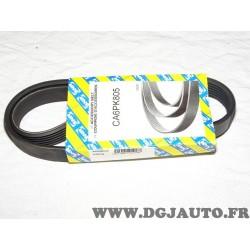 Courroie accessoire 6PK805 pour toyota aygo suzuki SX4 mazda 2 3 DE BK