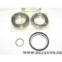 Kit roulement de roue arriere R173.06 pour hyundai terracan mitsubishi L200 L300 pajero