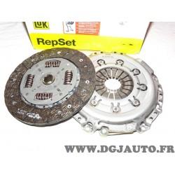 Kit embrayage disque + mecanisme 624354709 pour ford tourneo transit connect 1.8TDCI 1.8 TDCI diesel