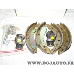 Kit frein arriere montage girling 8671000220 pour peugeot 309 renault 9 11 21 R9 R11 R21 super 5 express
