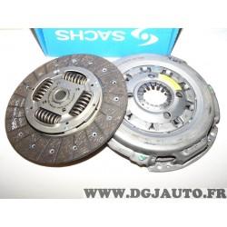 Kit embrayage disque + mecanisme 3000951354 pour fiat ducato 3 III 2.3MJTD 2.3 MJTD diesel partir de 2006