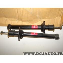 Paire amortisseurs suspension arriere pression huile 8671000951 pour ford escort 5 V