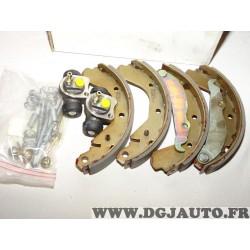 Kit frein arriere non prémonté 200x29mm montage opel 8671000234 pour opel kadett E corsa A