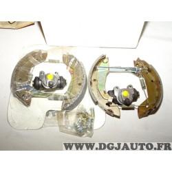 Kit frein arriere prémonté montage TRW 8671003779 pour volkswagen golf 3 III vento