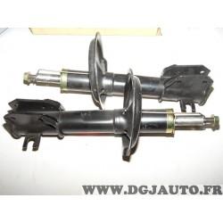 Paire amortisseurs suspension avant pression gaz 8671001046 pour fiat tipo tempra lancia dedra delta