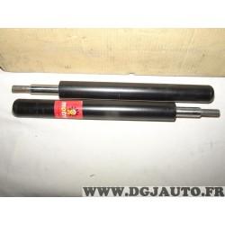 Paire amortisseurs suspension avant pression huile 8671001205 pour volkswagen golf 2 II jetta