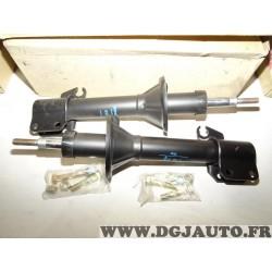 Paire amortisseurs suspension avant pression huile 8671006021 pour ford fiesta 1 2 I II