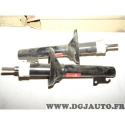 Paire amortisseurs suspension avant pression huile 8671001180 pour ford fiesta 3 III