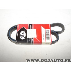 Courroie accessoire 7PK1088 pour nissan micra 4 IV MK4 K13 1.2 essence alfa romeo 145 146 155 156 166 GTV spider lancia dedra de
