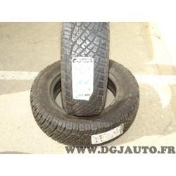Paire pneus neuf General tire grabbar AT 225/70/17 225 70 17 108T DOT0516
