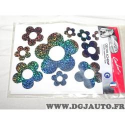 Kit autocollant adhesif decoration fleurs Cadox 1311.21