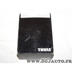 Kit pieds fixation barre de toit thule KIT1725 pour toyota auris corolla partir de 2013