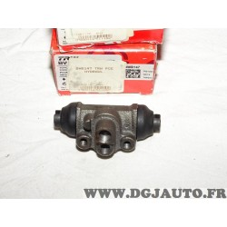 Cylindre de roue frein arriere TRW BWB147 pour kia pride mazda 121