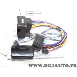 Interface faisceau avec boitier commande au volant autoradio poste radio Setma E01BM03001 pour BMW E39 E46 E53 E85 serie 3 5 Z4