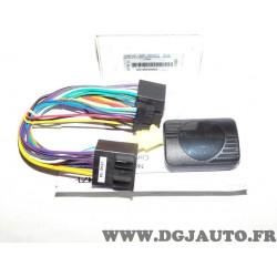Interface faisceau avec boitier commande au volant autoradio poste radio Setma E01RE29003 pour renault clio 2 II kangoo megane t