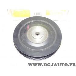 Poulie damper 136mm Corteco 80000599 pour renault clio 2 II kangoo laguna 1 I megane 1 dont scenic 1.9TDI 1.9DCI 1.9 DTI DCI die
