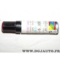 Stylo de retouche peinture rouge 12ml DLU20 motip 941300 (sans réclamation)