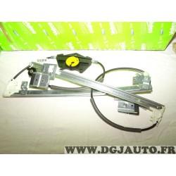 Mecanisme leve vitre electrique avant gauche sans moteur Valeo 850574 pour skoda superb volkswagen passat B5