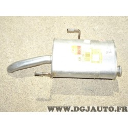 Silencieux echappement arriere Bosal 190361 pour peugeot 406 break 2.0HDI 2.2HDI 2.0 2.2 HDI diesel