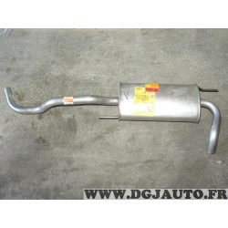Silencieux echappement arriere Bosal 233325 pour volkswagen polo 3 III de 1994 à 2001 1.0 1.3 1.4 1.6 essence