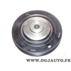 Poulie damper vilebrequin Gates TVD1045 pour renault laguna 1 2.2D 2.2 D diesel