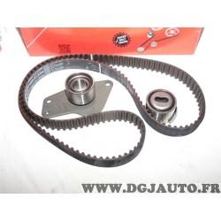 Kit distribution galets et courroie Gates K015484XS pour renault clio 1 2 I II express kangoo 1.9D 1.9 D diesel