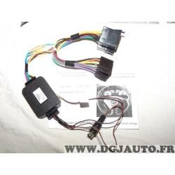 Interface commande au volant autoradio kenwood Connects2 SWFI03KE pour fiat punto 2 II croma 2 II