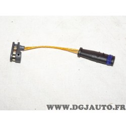 Contacteur temoin usure plaquettes de frein Bosch 1987473006 pour mercedes classe E G ML R GL GLE GLS viano vito W211 W463 W164