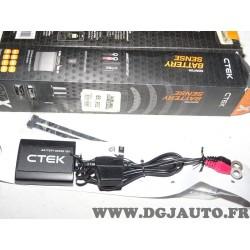 Controleur testeur mesure batterie en direct Ctek 40-149 50012881A CTX series