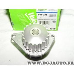 Pompe à eau Valeo 506035 pour citroen AX berlingo BX C15 saxo xsara ZX peugeot 106 205 206 306 307 309 405 partner 1.0 1.1 1.4 e