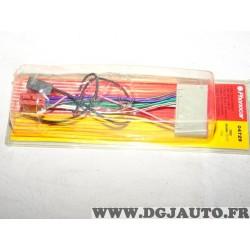 Cable faisceau branchement autoradio poste radio Phonocar 04729 pour ford mondeo de 2003 à 2007