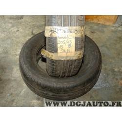 Lot 2 pneus neuf Bridgestone turanza T001 205/65/15 205 65 15 94H DOT3613