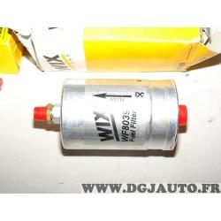 Filtre à carburant essence Wix WF8039 pour mercedes W111 W114 W124 W460 W108 W109 W116 W126 W123 W201 C107 R107 classe C E S SL
