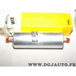 Filtre à carburant essence Wix WF8035 pour BMW serie 3 5 7 8 Z1 E30 E31 E32 E34 E36 316 318 320 325 540 740 750 840 850