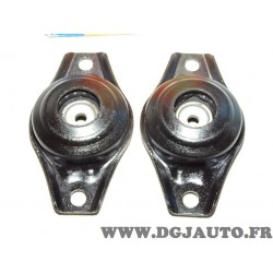Paire butées amortisseur suspension arriere Monroe MK393 pour ford galaxy 2 II mondeo 4 IV smax s-max 1 volvo S60 S80 V60 V70 XC