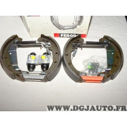 Kit frein arriere prémonté 230x42mm montage GM Ferodo FMK432 pour opel astra H zafira A vectra B combo C daewoo nubira