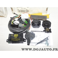 Faisceau attelage attache remorque 7 poles multiplexé ECS FR042BH pour ford fiesta 6 VI partir de 2008